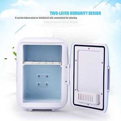 Dispositivo de Refrigeraci/¨/®n Congelador 12V Una Maquina con Doble Funcion KKmoon 4L Mini Nevera Portatil Refrigerador y Calentador