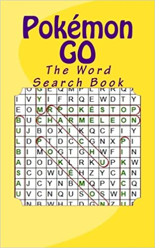 image relating to Pokemon Word Search Printable referred to as Pokémon Move: The Phrase look Ebook: Pokemon Move Participant