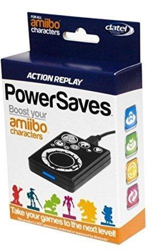 Replay Action Cheat Codes (AMIIBO PowerSaves? ACTION REPLAY)