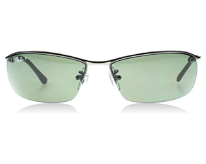 fa52f6ce536 Image Unavailable. Image not available for. Colour  Ray-Ban Men s Polarized  RB3183-004 9A-63 ...