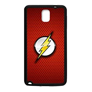 QQQO The Flash logo Phone Case for Samsung Galaxy Note3