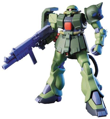 japan import Gundam MS-06FZ Zaku II Kai HGUC 1//144 Scale