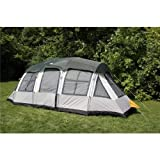 Tahoe Gear Prescott 10 Person Family Cabin Tent