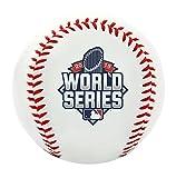 MLB Kansas City Royals World Series Replica Baseball, Official Size, White