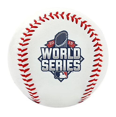 Jarden Sports Licensing MLB Kansas City Royals World Series Replica Baseball, Official Size, ()