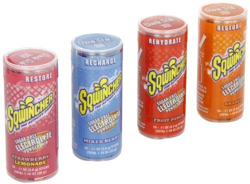 Sqwincher ZERO Qwik Stik - Sugar Free Electrolyte Powdered Beverage Mix