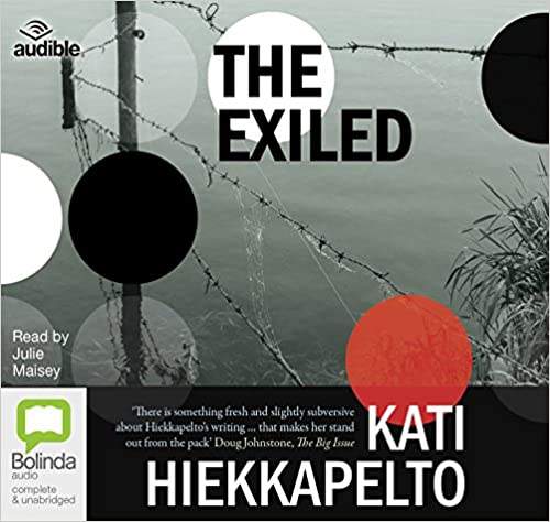 The Exiled (Anna Fekete (3))