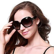 Duco Women's Oversized Polarized Sunglasses Vintage Classic Fashion Sunglasses 3113