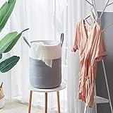 YOUDENOVA 58L Large Woven Laundry Hamper