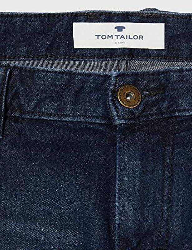 TOM TAILOR męskie spodnie dresowe - casual 36W / 32L: Odzież