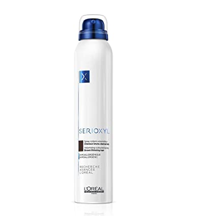 Loreal Serioxyl Spray Braun 200ml