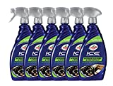 Turtle Wax T-484R ICE Interior Detailer and Protectant (20 oz) - 6 Pack