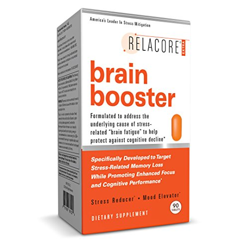 Brain Booster (Basic Research Relacore Brain Booster, 90 Count)