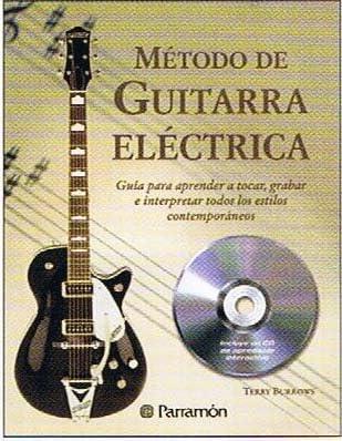 METODO DE GUITARRA ELECTRICA (+ 1 CD): Amazon.es: PARRAMON: Libros