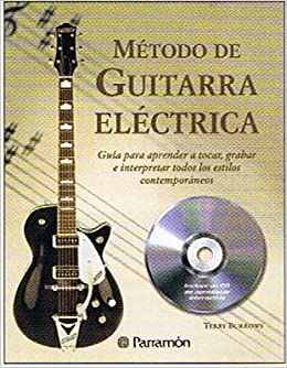 METODO DE GUITARRA ELECTRICA (+ 1 CD): Amazon.es: PARRAMON: Libros