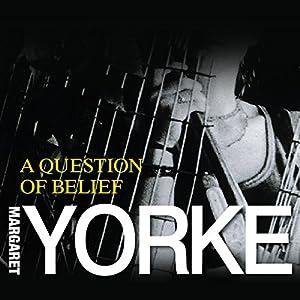 A Question of Belief Audiobook