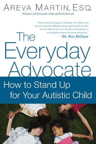 Download The Everyday Advocate: Standing Up For Your Autistic Child pdf epub