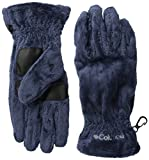 Columbia Women's with Pearl Plush Glove, Nocturnal, X-Large