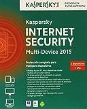 Kaspersky Internet Security Multi-Device 2015 - Software De Seguridad, 3 Dispositivos