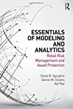 img - for Essentials of Modeling and Analytics: Retail Risk Management and Asset Protection book / textbook / text book