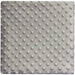 Toddler Soft Baby Blanket Minky Dot- Girls Boys Crib Blankets