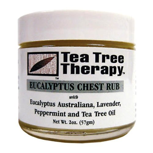 Tea Tree Therapy Eucalyptus Australian Chest Oil, Lavender Peppermint and Tea Tree, 2 Ounce (2-Pack) - How To Make A Pol