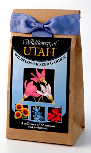 (Utah Wildflowers - Seed Mix - a beautiful collection of twelve annuals and perennials - enjoy the natural beauty of Utah flowers in your own home garden)
