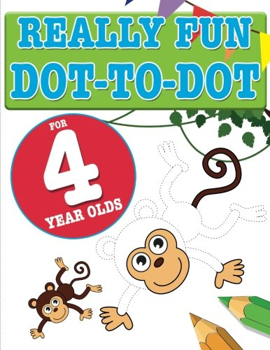 Really Fun Dot To Dot For 5 Year Olds educational dot-to-dot puzzles for five year old children Fun