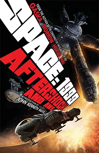 space 1999 aftershock and awe - 2