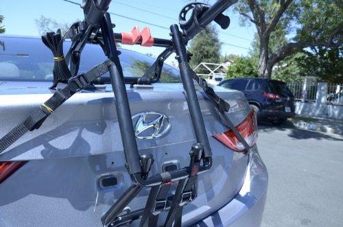 Allen Sports Premier 3-Bike Trunk Rack by Allen Sports (Image #7)