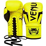 Venum Elite Boxing Gloves with Laces