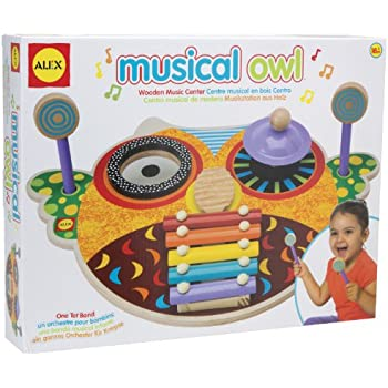 Amazon Com Alex Jr Sound And Play Busy Table Toys Amp Games