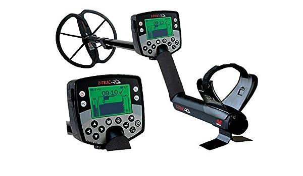 METAL DETECTOR MINELAB E-TRAC USB CERCAMETALLI METALDETECTOR MONEDAS DE ORO: Amazon.es: Deportes y aire libre