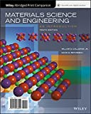 Materials Science and Engineering: An Introduction, 10e WileyPLUS + Abridged Loose-leaf