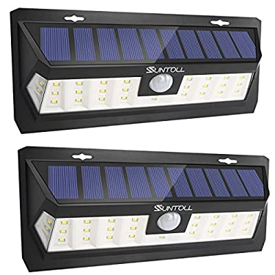 SUNTOLL Solar Lights Outdoor
