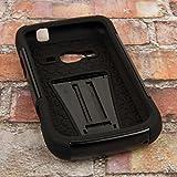 zte concord ii case - Empire MPERO IMPACT X Series Kickstand Case for ZTE Concord 2 - Retail Packaging - Black