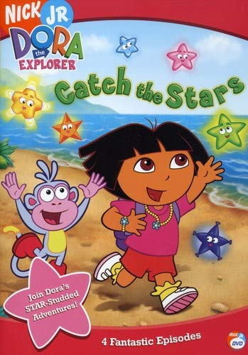 Dora the Explorer - Catch the Stars -