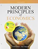 Modern Principles of Economics (Loose Leaf) and Portal Access Card, Cowen, Tyler and Tabarrok, Alex, 1464111855