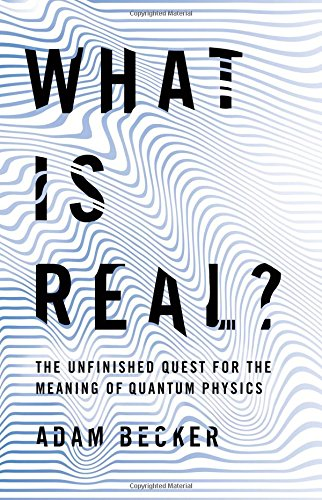 What Is Real?: The Unfinished Quest for the Meaning of Quantum Physics cover