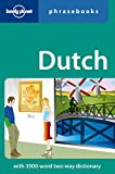 Dutch: Lonely Planet Phrasebook