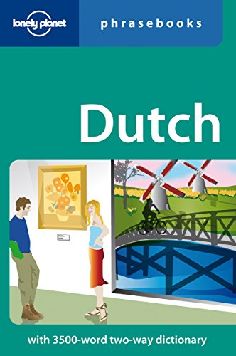 Dutch: Lonely Planet Phrasebook...