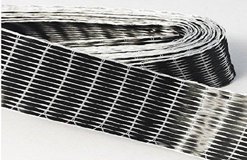 (Carbon Fiber Fabric UNI Directional 12k 11oz TAPE 1