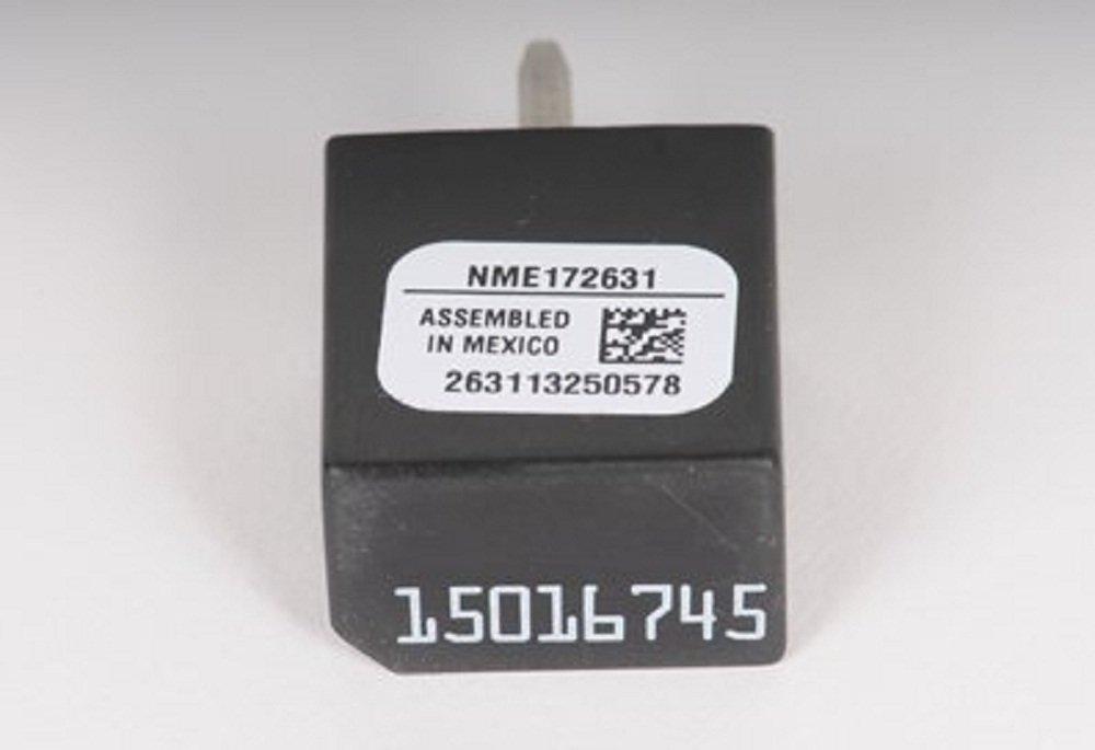 Engine Cooling Fan Motor Relay General Motors 15016745