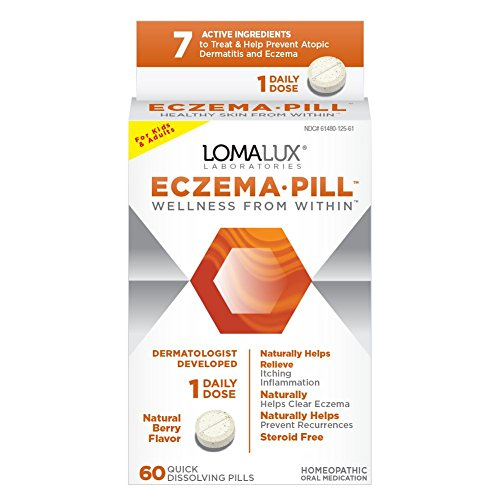 Eczema Pill Natural Clearing Minerals