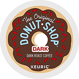The Original Donut Shop Regular Keurig Single-Serve K-Cup Pods, Regular Extra Bold Coffee by The Original Donut Shop