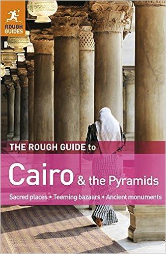 Amazon. Com: cairo and the pyramids (rough guides snapshot egypt.