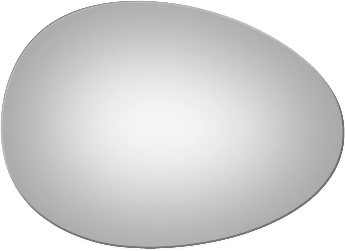 Convex Passenger Side Mirror Replacement Glass for 2007-2015 MINI COOPER