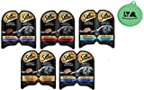 #8: Sheba Perfect Portions Cuts in Gravy Wet Cat Food Variety Pack - 5 Flavor Bundle, 10 Twin Packs (20-1.3 Oz Servings) - Plus Can Cover