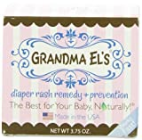 Grandma El's Diaper Rash Remedy and Prevention Jar, 15 oz.