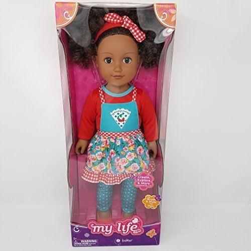 Search : My Life As Baker African American Doll